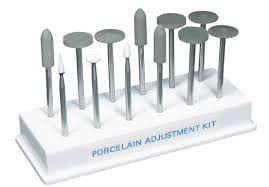 PORCELAIN ADJUSTMENT KIT HP [SHOFU]